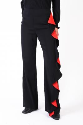 Pantaloni Pinko 1B12B0-6326 Negru
