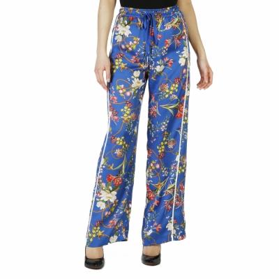 Pantaloni Pinko 1G139J_6858 Albastru