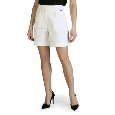 Pantaloni scurti Armani Exchange 3ZYS07_YNCVZ Alb