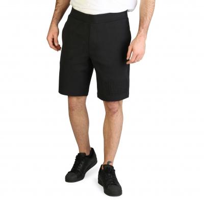 Pantaloni scurti Armani Exchange 3ZZS91_ZJQ2Z Negru