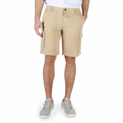 Pantaloni scurti Armani Jeans 3Y6S33_6NEDZ Maro