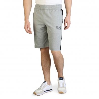 Pantaloni scurti Ea7 3GPS53_PJ05Z Gri