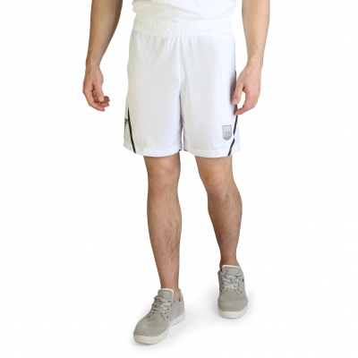 Pantaloni scurti Ea7 3GPS66_PJH6Z Alb