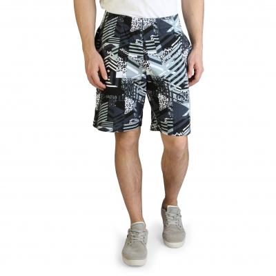 Pantaloni scurti Ea7 3ZPS53_PJL9Z Negru