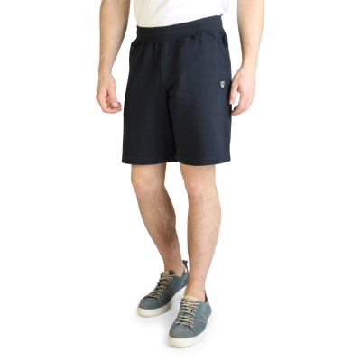 Pantaloni scurti Ea7 8NPS55_PJ05Z Albastru