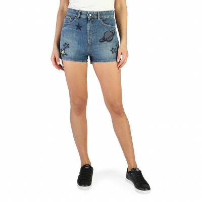 Pantaloni scurti Emporio Armani 3Z2J322D52Z0 Albastru