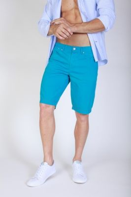 Pantaloni scurti Jaggy J2337T810-Q1 Albastru
