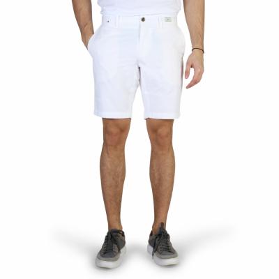 Pantaloni scurti Tommy Hilfiger MW0MW00124 Alb