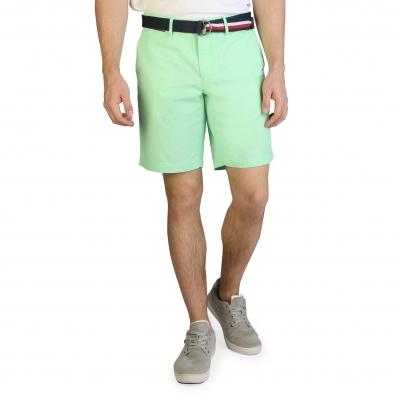 Pantaloni scurti Tommy Hilfiger MW0MW13800 Verde
