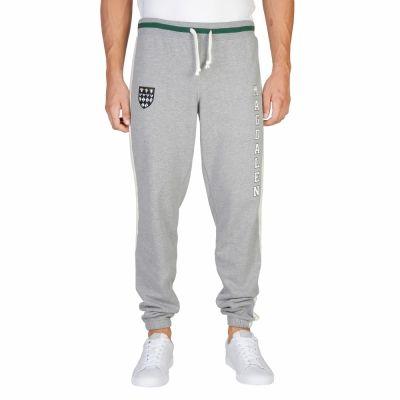 Pantaloni trening Oxford University MAGDALEN-PANT Gri