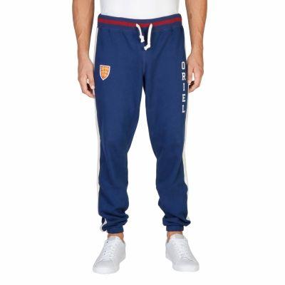 Pantaloni trening Oxford University ORIEL-PANT Albastru
