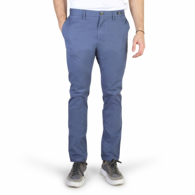 Pantaloni Tommy Hilfiger MW0MW00104 Albastru