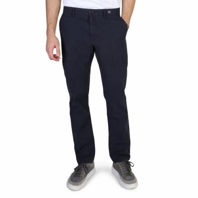 Pantaloni Tommy Hilfiger MW0MW02208 Albastru