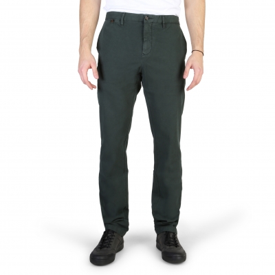 Pantaloni Tommy Hilfiger MW0MW02352 Verde