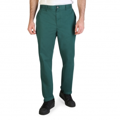 Pantaloni Tommy Hilfiger MW0MW06900 Verde