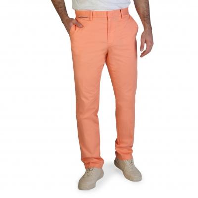 Pantaloni Tommy Hilfiger MW0MW13299 Portocaliu