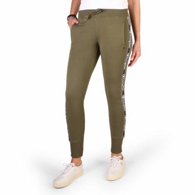 Pantaloni trening Champion 112062_GS Verde