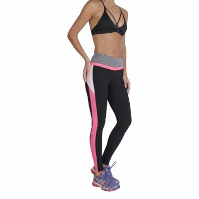 Pantaloni trening Elle Sport ES3438 Negru