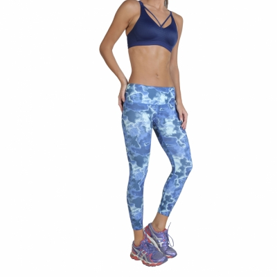 Pantaloni trening Elle Sport ES3445 Albastru