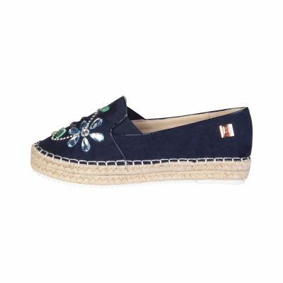 Pantofi Laura Biagiotti 304_MEXICO Albastru