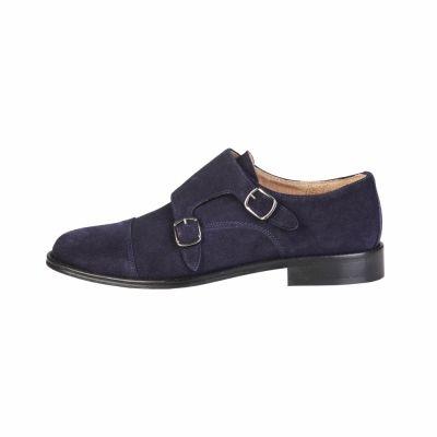 Pantofi Pierre Cardin CM-6016 Albastru