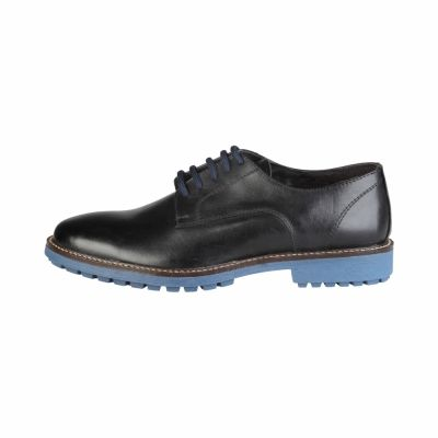 Pantofi siret V 1969 BERTRAND Negru