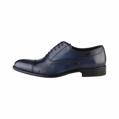 Pantofi siret Made In Italia CAMILLO Albastru