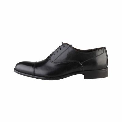 Pantofi siret Made In Italia CAMILLO Negru