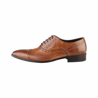 Pantofi siret Made In Italia CESARE Maro