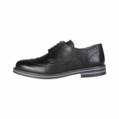 Pantofi siret Pierre Cardin CM-6001 Negru