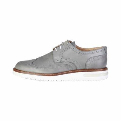 Pantofi siret Pierre Cardin CM-6006 Gri