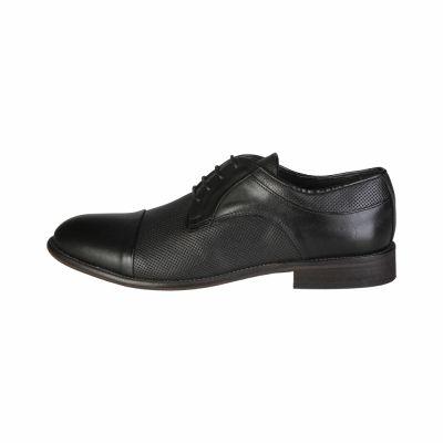 Pantofi siret Made In Italia DINO Negru