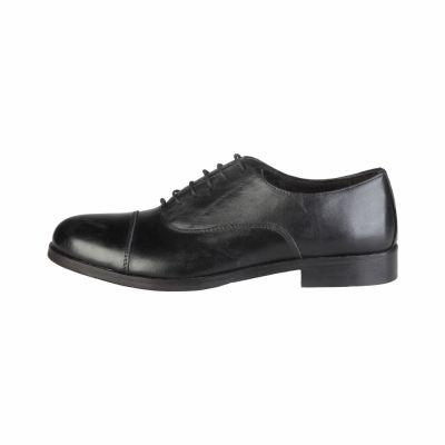 Pantofi siret V 1969 ELIE Negru