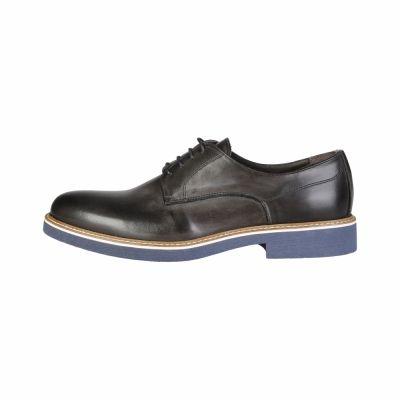 Pantofi siret Made In Italia EMILIO Gri