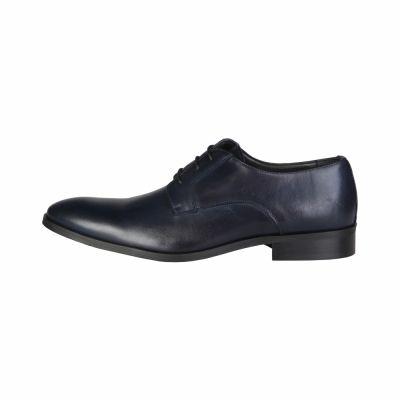 Pantofi siret Made In Italia FLORENT Albastru