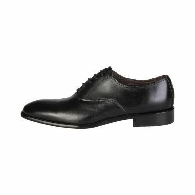 Pantofi siret Made In Italia GERARDO Negru
