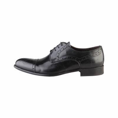 Pantofi siret Made In Italia GIORGIO Negru