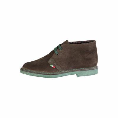 Pantofi siret Made In Italia IGINO Gri