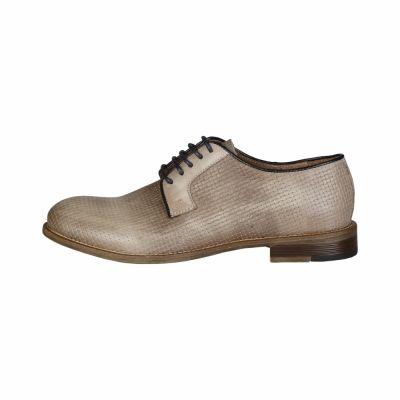 Pantofi siret Made In Italia LEANDRO Maro