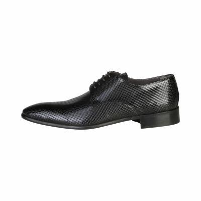 Pantofi siret V 1969 LILIAN Negru