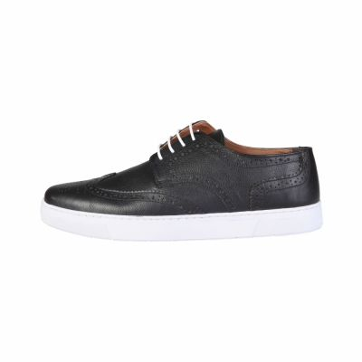 Pantofi siret Pierre Cardin LUCIEN Negru