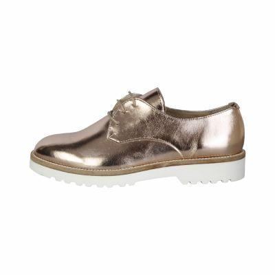 Pantofi siret Made In Italia NINA Roz