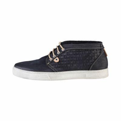 Pantofi siret Made In Italia OTTAVIO Albastru
