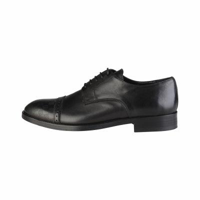 Pantofi siret Made In Italia RICCARDO Negru
