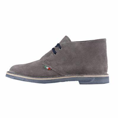 Pantofi siret Made In Italia ROMANO Gri