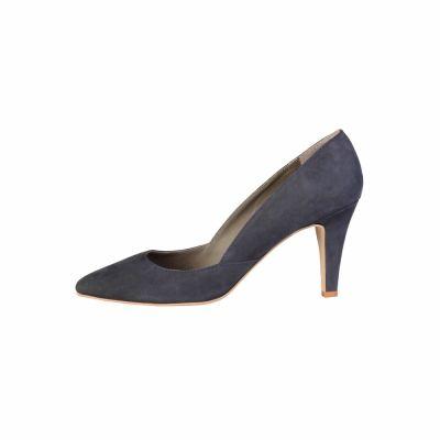 Pantofi cu toc Arnaldo Toscani 7167K20 Albastru