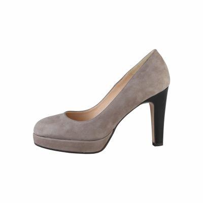 Pantofi cu toc Arnaldo Toscani 7181101 Gri
