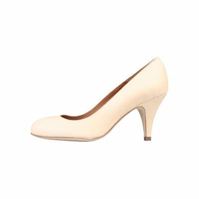 Pantofi cu toc Arnaldo Toscani 7181101 Alb