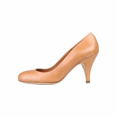 Pantofi cu toc Arnaldo Toscani 7181101 Maro