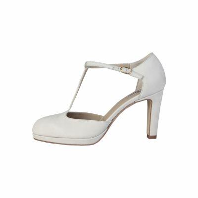 Pantofi cu toc Arnaldo Toscani 7181K10 Alb